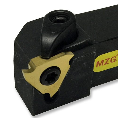 MZG CGBR1616H32 CGBR2020K32  Groove Machining Cutting Toolholders Cutter CNC Lathe Parting and Face Grooving Tools Holders