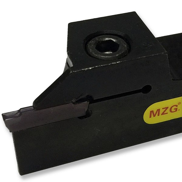 MZG MGEHR 20 25  Width Groove CNC Lathe Machining Cutting Toolholders Cutter Parting and Face Grooving Tools
