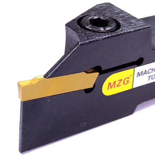 MZG KGMR1010F-1.5-85 KGMR1212F-2-85 CNC Lathe Groove Machining Cutting Toolholder Cutter Parting And Face Grooving Tool Holders