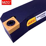 MZG 12mm 16mm SCFCR 1212H09 CNC Turning Arbor Lathe Cutter Bar Hole Processing Clamped Steel Toolholders External Boring Tool