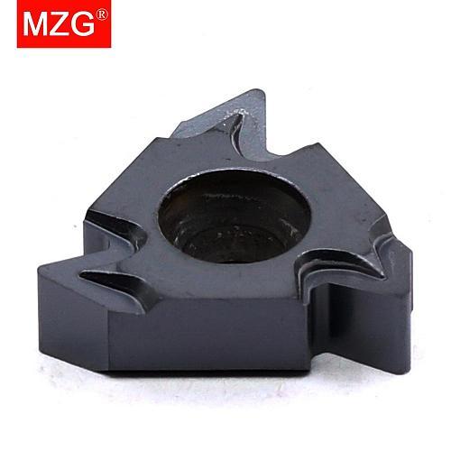 ISO 16ER200 16ERM150 ZM860 Cement Indexable Carbide Screw Thread Insert for CNC External Stainless Steel Threading Holder