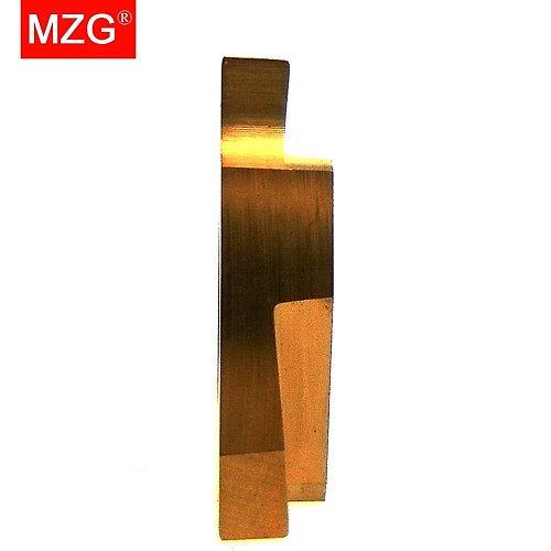 MZG Triangle TGF 32R120 TGF32R150 ZM826 Stainless Steel Shallow Grooving Cutter CNC Lathe Cutting Tools Solid Carbide Inserts