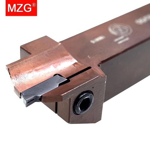 MZG MGHH 420 R  Spring Tool Groove Cutter Machining Circular Parting End Face CNC Lathe Cutting Toolholders Grooving Tools