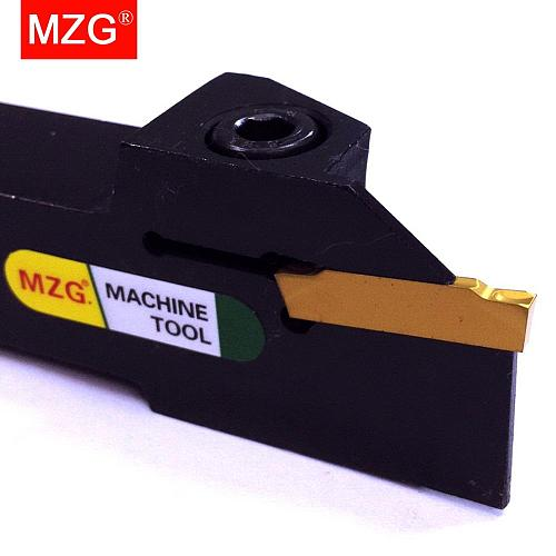 MZG KGML Left 10 12 mm Groove Machining Cutting Toolholders Cutter CNC Lathe Parting and Face Grooving Tools Holders