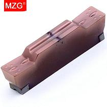MZG 10PCS MGMN 1.5 2.5 3.0 4.0   ZP1521 CNC Steel Turning Lathe Machining Tools Toolholders Indexable Cement Carbide Inserts