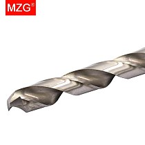 MZG Straight Shank Tungsten Steel HRC55  5.5mm 5.8mm  6.0mm Drill Bits for CNC Precision Hole Machining Milling Drilling