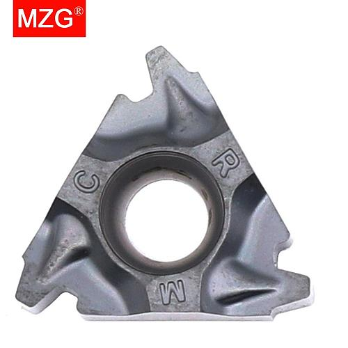 MZG DIN103 22IR5.0TR TR ZM856 Stainless Steel Internal Threading Toolholders Indexable Carbide Screw Thread Inserts