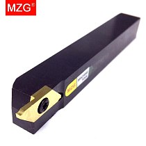 MZG CTPAR 12*12 16*16 Small Parts Processing Toolholders CNC Turning Bars Cutting Toolholders Metal Parting Grooving Tools