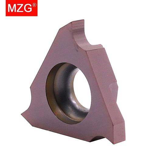 MZG Discount Price Triangle TGF32R150 ZM856 Stainless Steel Turning Shallow Grooving Cutter  Cutting Tools Solid Carbide Inserts