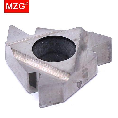 MZG 16ERA55 16ERAG55 ZPW10 CNC External Aluminum Copper Threading Toolholders Indexable Tungsten Carbide Screw Thread Inserts