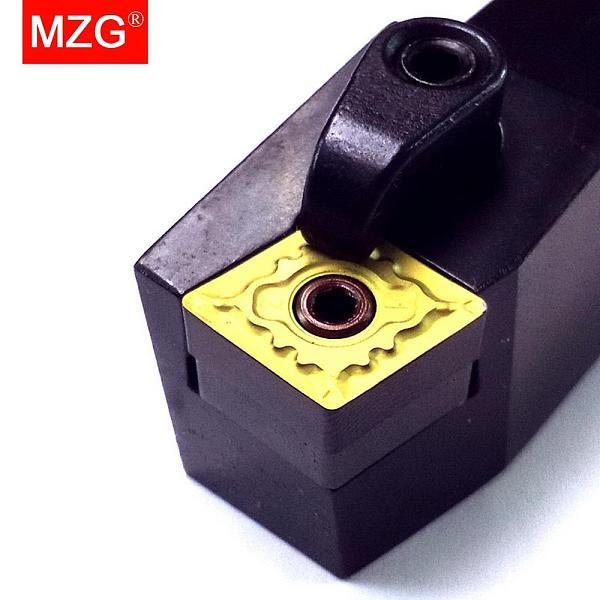 MZG MCBNR2020K12 16mm 20mm 25mm CNC Lathe Machining Cutter External Carbide Insert Turning Tool Holder Boring Cutting Toolholder
