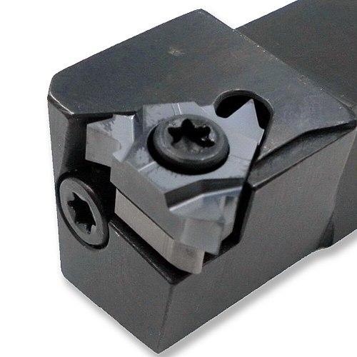 MZG  B-SER1212H16 12*12 16*16 20*20 CNC Lathe Machining Cutter External Threaded Toolholder Threading Thread Turning Tools