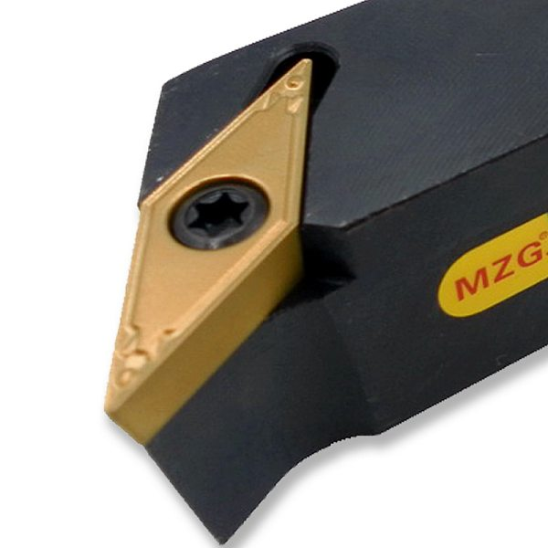 MZG SVQBR 25*25 20*20 Lathe Cutter Bar Hole Processing Clamping Locked Boring VBMT Toolholder CNC External Turning Tool Holder