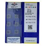 Original ZCC U Drill Inserts SPGT SPGT050204 SPGT060204 SPGT07T308 SPGT090408 SPGT110408 SPGT140512 Carbide Inserts Lathe Tools