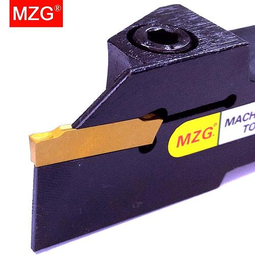 MZG KGMR 20 25  16 mm  Groove Machining Cutting GMM Carbide Inserts Toolholders Cutter CNC Lathe Parting Grooving Tools Holders