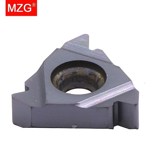 MZG 16ER11W-R ZM860 Stainless Steel Threading Internal Cutting Toolholders Tungsten Indexable Carbide Screw Full Thread Inserts