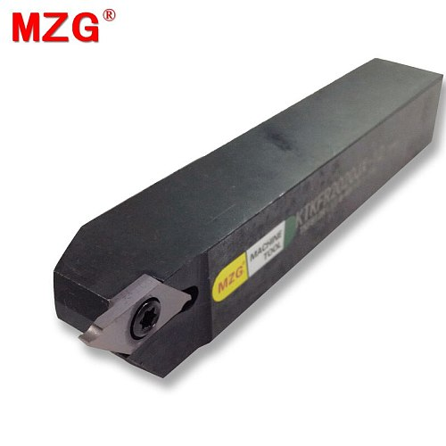 MZG KTKFR 10*10 20*20 Small Parts Processing CNC Turning Bars Cutting Toolholders Metal Parting and Grooving Tools