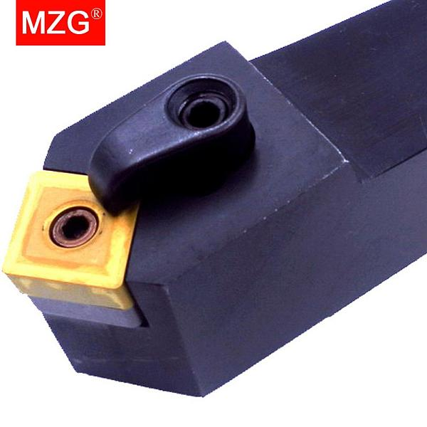MZG 25 16 20 mm MCMNN-100 CNC Lathe Arbor Machining Cutter External Holders Boring Metal Cutting Toolholders CNMG Turning Tools