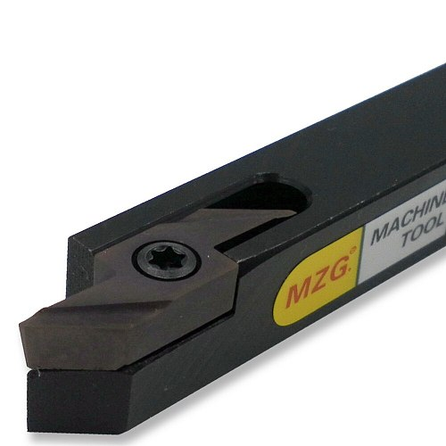 MZG SABWR 10*10 12*12 Small Parts Processing Tool Holders After Turning Bar Metal Parting Tool CNC Cutting Toolholders