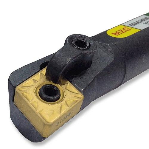 MZG 16mm 20mm 25mm 32mm 40mm S20Q MCLNR12 CNC Turning Bar M Type CNC Lathe Cutter Bar Clamping Locked Internal Boring Tools