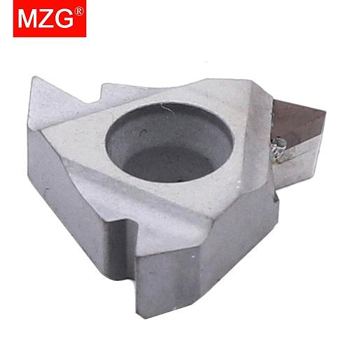 1 PCS MZG 16ERAG60 CBN CNC Threading Turning Cutting Tool Carbide Insert for High Hardness Processing Holder