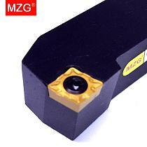 MZG 16mm 25mm SCKCR 2020 CNC Turning Arbor Lathe Cutter Bar Hole Processing CCMT Clamped Steel Toolholders External Boring Tool
