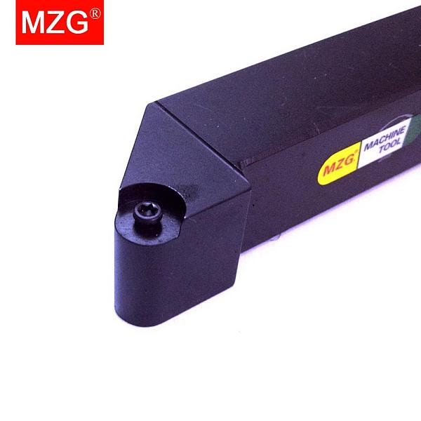 MZG SRGCR CNC RCMT Carbide Inserts 20mm 25mm Turning Arbor Lathe Cutter Bar External Boring Tool Clamped Steel Toolholder