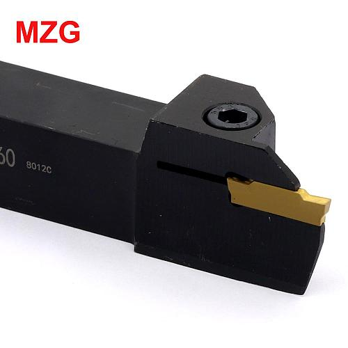 MZG MGHH420R-60-75 CNC Lathe Groove Cutter Machining Cutting Turning Toolholders Parting End Face Grooving Tools