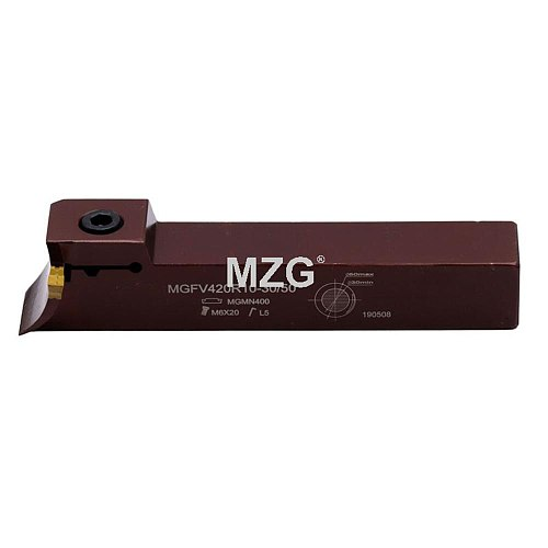 MZG MGFV320R10-160-400 CNC Lathe Cutter Groove Cutting Machining Toolholders Parting End Face Grooving Turning Tools