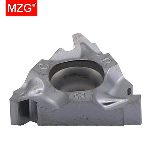 MZG DIN103 16IR1.5TR 16IR2TR TR ZM856 Stainless Steel Internal Threading Toolholders Indexable Carbide Screw Thread Inserts