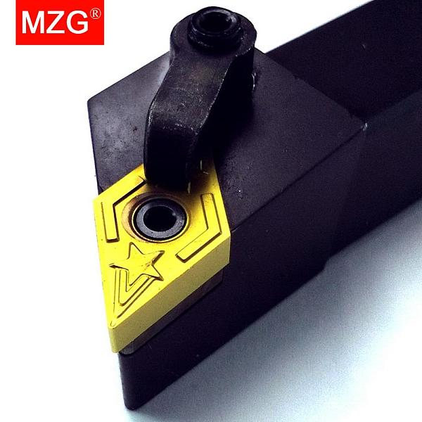 MZG 16mm 20mm 25mm MDJNR 1616H11 CNC Lathe Arbor Machining Cutter External Turning Tools Holder Boring Metal Cutting Toolholders