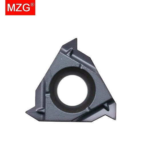 MZG 11ER ZP680 CNC Lathe Machine External Threading Tools Indexable Plates Cement Tungsten Carbide Screw Thread Inserts