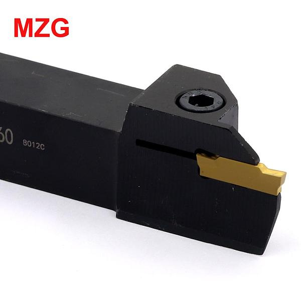 MZG MGHH425R-160-400 Machining Parting Groove Cutter CNC Lathe Cutting Turning Toolholders End Face Grooving Tools