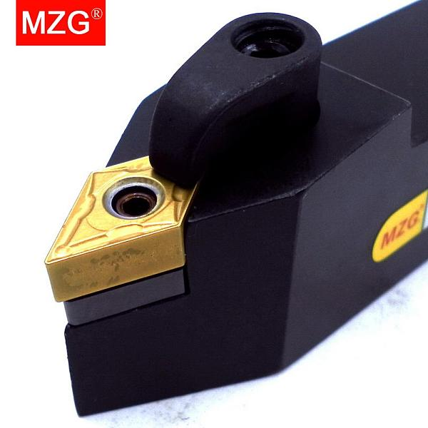 MZG 16mm 20mm 25mm  MDPNN CNC Lathe Machining Arbor Cutter External Turning Tools Holder VNMG Boring Metal Cutting Toolholders