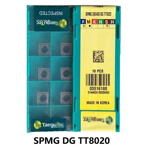 SPMG SPMG050204-DG SPMG060204-DG SPMG07T308-DG SPMG090408-DG SPMG110408-DG SPMG140512-DG TT8020 for U drill Lathe Cutter Tools