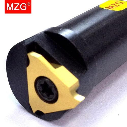 MZG Internal KTGFR 16 20 25 mm  Groove Machining Cutting Cutter CNC Lathe Parting Face TGF 32L Grooving Tools Holders