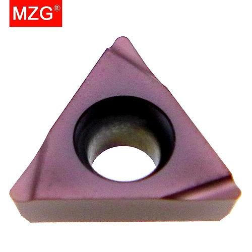 MZG TPGH 080204 090204 TPGH110304 L ZP1521 CNC Cutting Lathe Turning Boring Carbide Insert for Stainless Steel MTJN MTFN MTUN