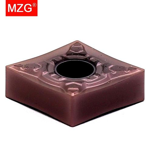 MZG 10PCS CNMG 1204 08 MSF ZP1521 Boring Turning CNC Cutting Tools Tungsten Carbide Inserts for  Stainless Steel Processing