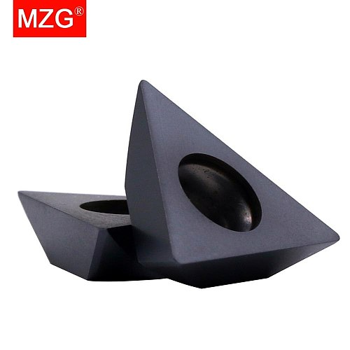 MZG 10pcs TCEW 16T304 GX ZM886 Stainless Steel Cutting Steel Boring Cutter CNC Lathe Machine Turning Tool Holder Carbide Inserts