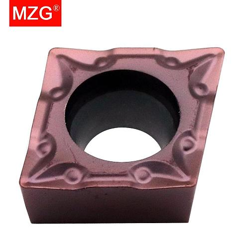 Free Shipping MZG Discount Price CCMT060204 CCMT09T304 08 TM External Internal Boring Turning CNC Cutting Tools Carbide Inserts