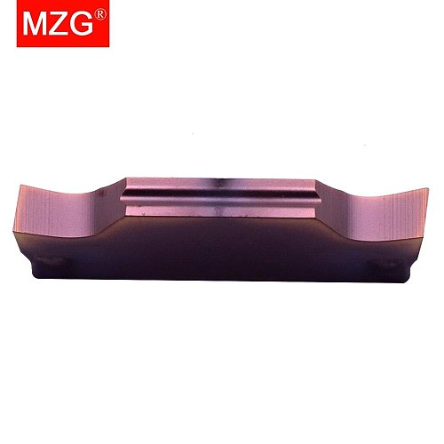 MZG MGGN150L-8 ZP30 Indexable Tool CNC Cutter Machining Stainless Steel Cut-Off Processing Tungsten Carbide Inserts