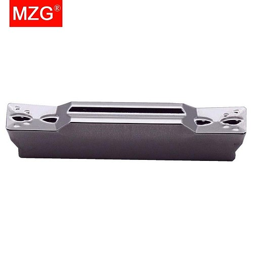 MZG MGMN300-M ZK01 Groove Cutter Processing Copper And Aluminum Grooving Cut-Off Tungsten Carbide CNC  Inserts