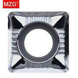 MZG SCGT 120404Z ZPW10 CNC Lathe Cutting  Boring Turning Carbide Inserts for Aluminum Processing SSBCR Toolholders