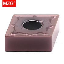 MZG CNMG 120408 120404 PM ZP1521 Turning CNC Cutting Tools Holders Tungsten Carbide Inserts for Stainless Steel Processing