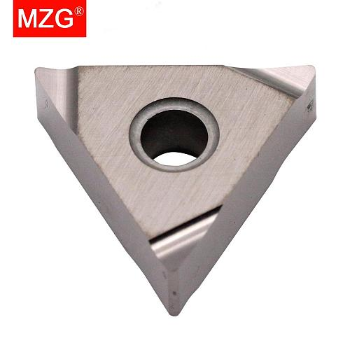 MZG TNGG160402R-S OH26 Steel High Finish Processing CNC Lathe Cutting Boring Turning  Processing Carbide Cermet Inserts