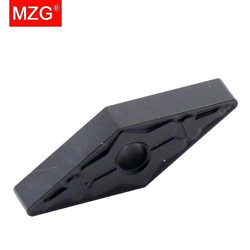 MZG Discount Price VNMG160404-TM ZC35 Cutter Medium Finish Machining of Hard Steel Processing CNC Carbide Inserts