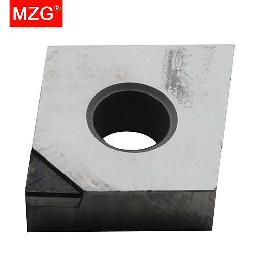 MZG CNMG120402 CNMG120404 CNC Cutting Turning Boring Carbide PCD Diamond Inserts for Aluminum Copper SCLC SCKC SCFC Toolholder
