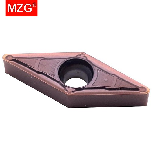 MZG Discount Price VBMT160404-MV ZM30 CNC Cutters Stainless Steel Processing Turning Carbide Inserts