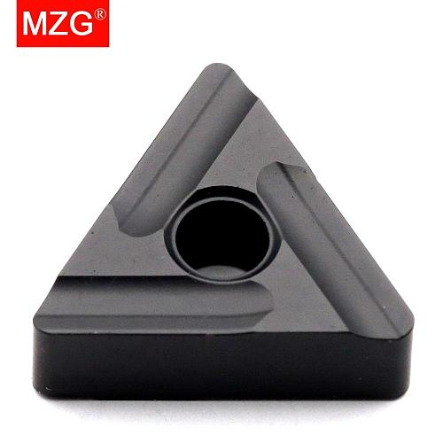 MZG TNMG 160404 R-ZC ZC2502 Turning Boring Cutting CNC Toolholders Solid Cement CVD Coated Carbide Inserts for Steel