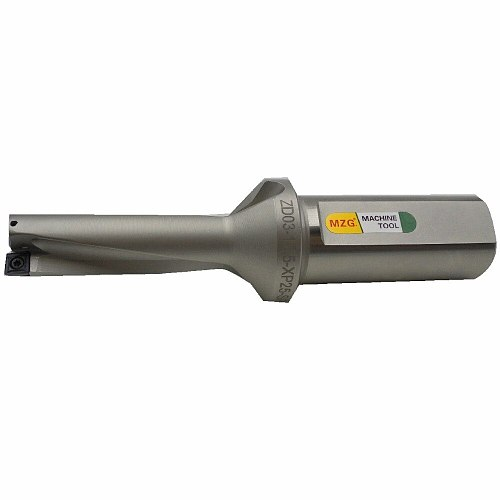 MZG D2 SP Carbide Inserts 13mm 15mm 16mm U Bits Drilling Hole Machining Center Abandon Metal Drilling Tools U Fast Drills
